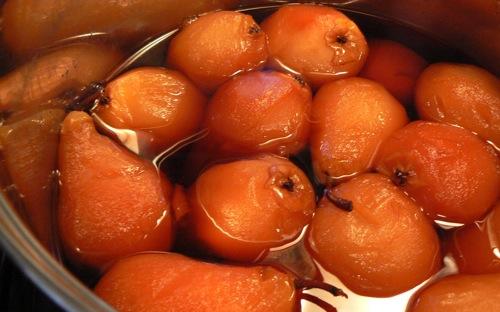 Belgian pears