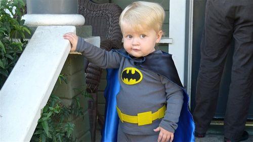 Batman Adam West physique